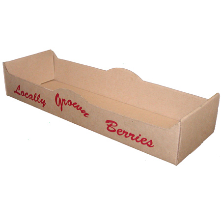 Holder For (3) One Pint Berry Baskets