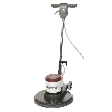 "Minuteman® Front Runner Floor Machine - 20"" w/Pad Driver"