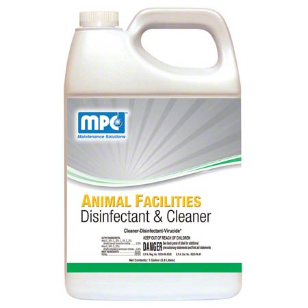 MPC™ Animal Facilities Disinfectant & Cleaner - Gal