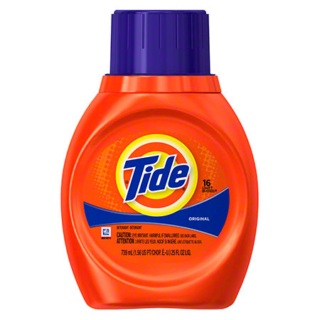 P&G Tide® Laundry Liquid LQ 2X Original Scent - 25 oz.