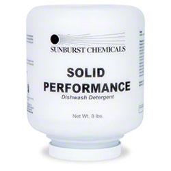 Sunburst™ Solid Performance Dishwash Detergent - 8 lbs.