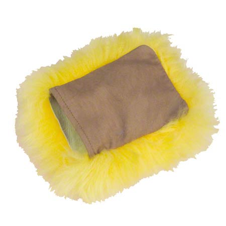 Lambskin Dust Wand Dusting Mitt Lambswool Duster
