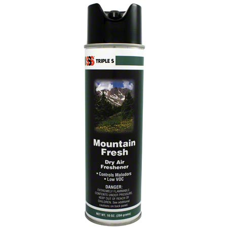 SSS® Mountain Fresh Dry Air Deodorizer - 10 oz.