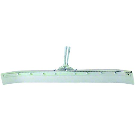 """SSS® Rubber Blade Squeegee - 24"""", Curved"""