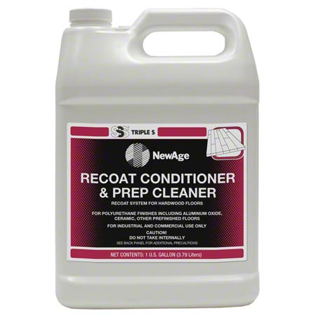 SSS® NewAge Recoat Conditioner & Prep Cleaner - Gal.