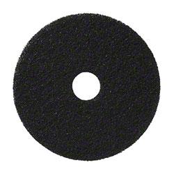 "SSS® Black Stripping Floor Pad - 12"""