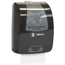 "SSS® Sterling 8"" Touch Free Mechanical Dispenser"