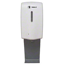 SSS® Touch Free Automatic Hand Sanitizer Dispenser w/Drip Tray - 1000 mL
