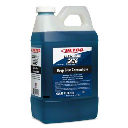 Betco® Deep Blue Concentrate - 2 L, FastDraw®