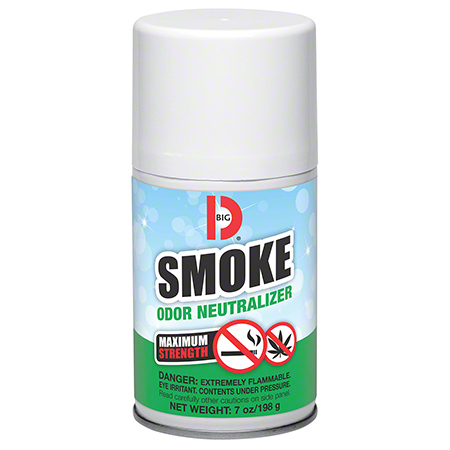 Big D® Metered Concentrated Room Deodorant - Smoke Odor