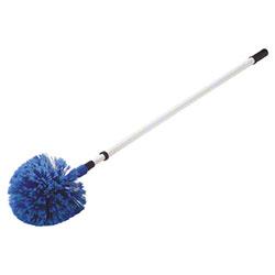 Carlisle Flo-Pac® Round Duster - Blue