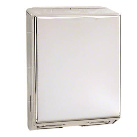 Palmer Multifold/C-Fold Towel Dispenser - White