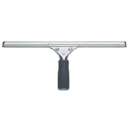 Unger® Pro Stainless Steel Squeegee Complete - 12""