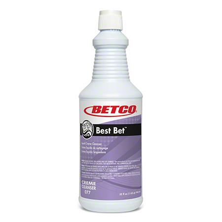 Betco® Best Bet™ Liquid Crème Cleanser - Qt.