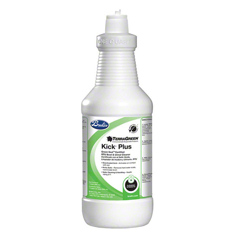 Brulin® TerraGreen Kick Plus® Bowl & Urinal Cleaner