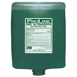 Deb® SBS® UltraGreen Antibacterial Gel - Gal. Cartridge