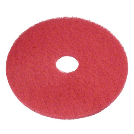 """PRO-LINK® Red Buff Pad - 19"""""""