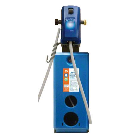 Genesan™ Extreme 1-Button Dispenser w/5 Liter Cabinet
