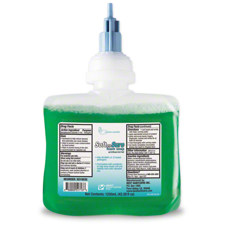 Best SoftenSure Antibacterial Foaming Soap - 1250 mL