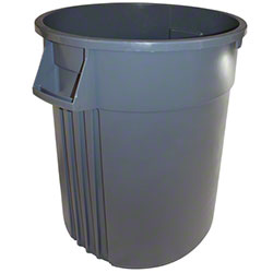 Impact® Advanced Gator™ Container - 44 Gal., Gray