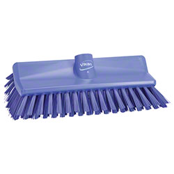Remco Vikan® Medium High-Low Brush - Purple