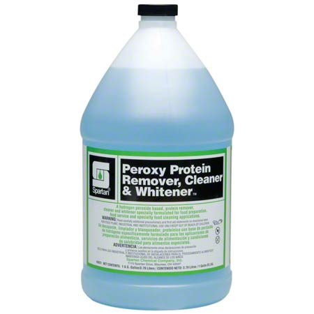 Spartan Peroxy Protein Remover/Cleaner/Whitener - Gal.