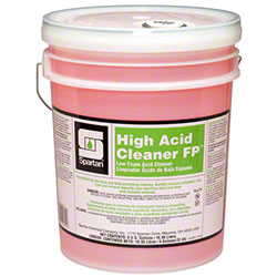 Spartan High Acid Cleaner FP - 5 Gal.