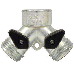 Spartan SAM Press & Fill Y Valve Connector