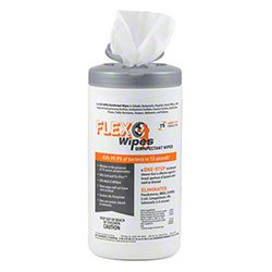HOSPECO® FLEX® Wipes Disinfectant Wipes - 75 ct.