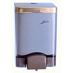 Jofel Total Vision 2000 Bulk Soap Dispenser - Smoke/Grey