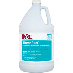ncl burst plus hd rotary u0026 dry foam carpet shampoo