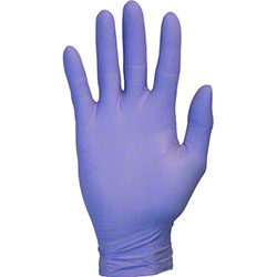 Safety Zone Indigo Nitrile Powder Free Gloves - Medium