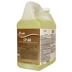 RMC EZ Mix™ CP-64 One-Step Cleaner Disinfectant - 1/2 Gal.