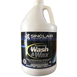 Sinclair Detailer's Best Wash & Wax - Gal.