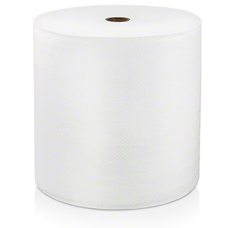 "LoCor® Mid Premium Hard Wound White Roll Towel - 7"" x 800'"