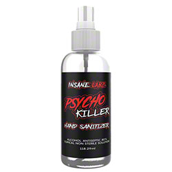 Insane LABZ® Psycho Killer Hand Sanitizer - 4 oz.