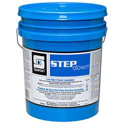 Spartan Step Down® Low Odor Finish Liquidator - 5 Gal.