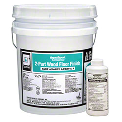 Spartan AquaSport 2-Part Wood Floor Finish - 5 Gal.