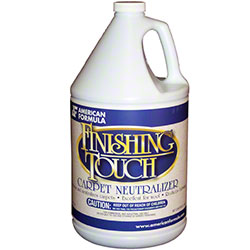 American Formula Finishing Touch Extraction Solution - Gal.