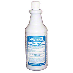 American Formula Non Acid Bathroom Cleaner - Qt.