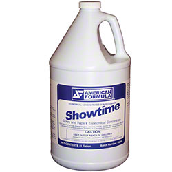 American Formula Showtime Glass Cleaner - Gal.