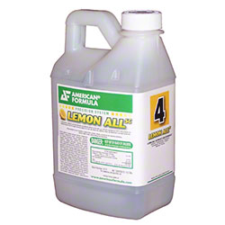 American Formula Precision System 2 Lemon All 1 SC -1/2 Gal.