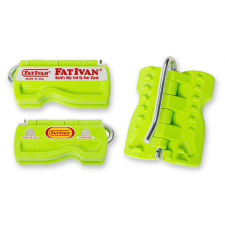 The Original FatIvan® w/Magnets - Green