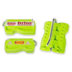 The Original FatIvan® w/Magnets - Green