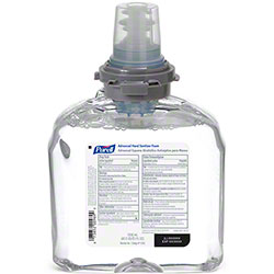 GOJO® Purell® Advanced Hand Sanitizer Foam - 1200 mL TFX™