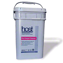 Host® Dry Carpet Cleaner - 30 lb. Bucket