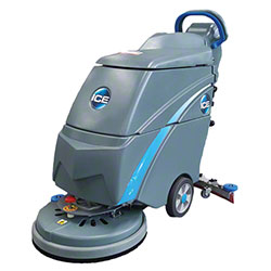 "ICE® Pad Assist Walk-Behind Battery Scrubber - 18"", 85 AH"