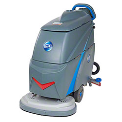 "ICE® I24BT Traction-Drive Auto Scrubber - 24"", 150 AH LA"