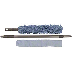 "Microfiber & More 24"" High Duster Kit"