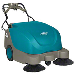 Tennant S9 Large Battery Walk-Behind Sweeper - 35""